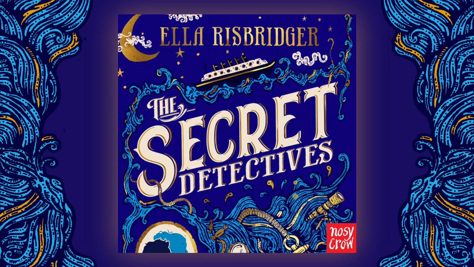 The Secret Detectives audiobook is available now