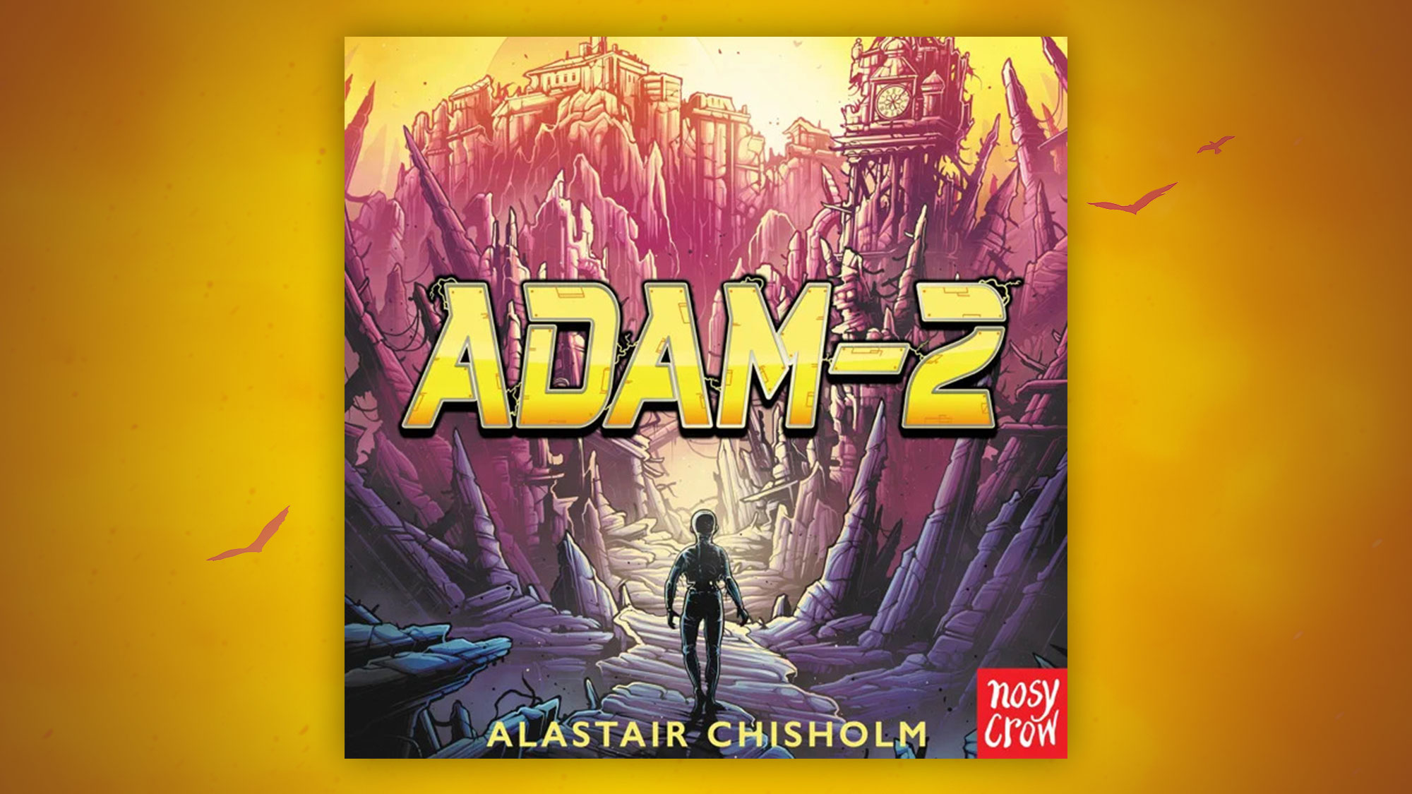 Adam-2 is now available as an audiobook