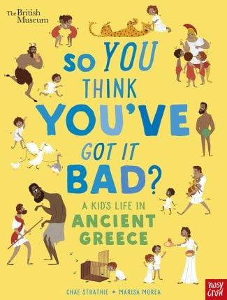 British museum childrens books