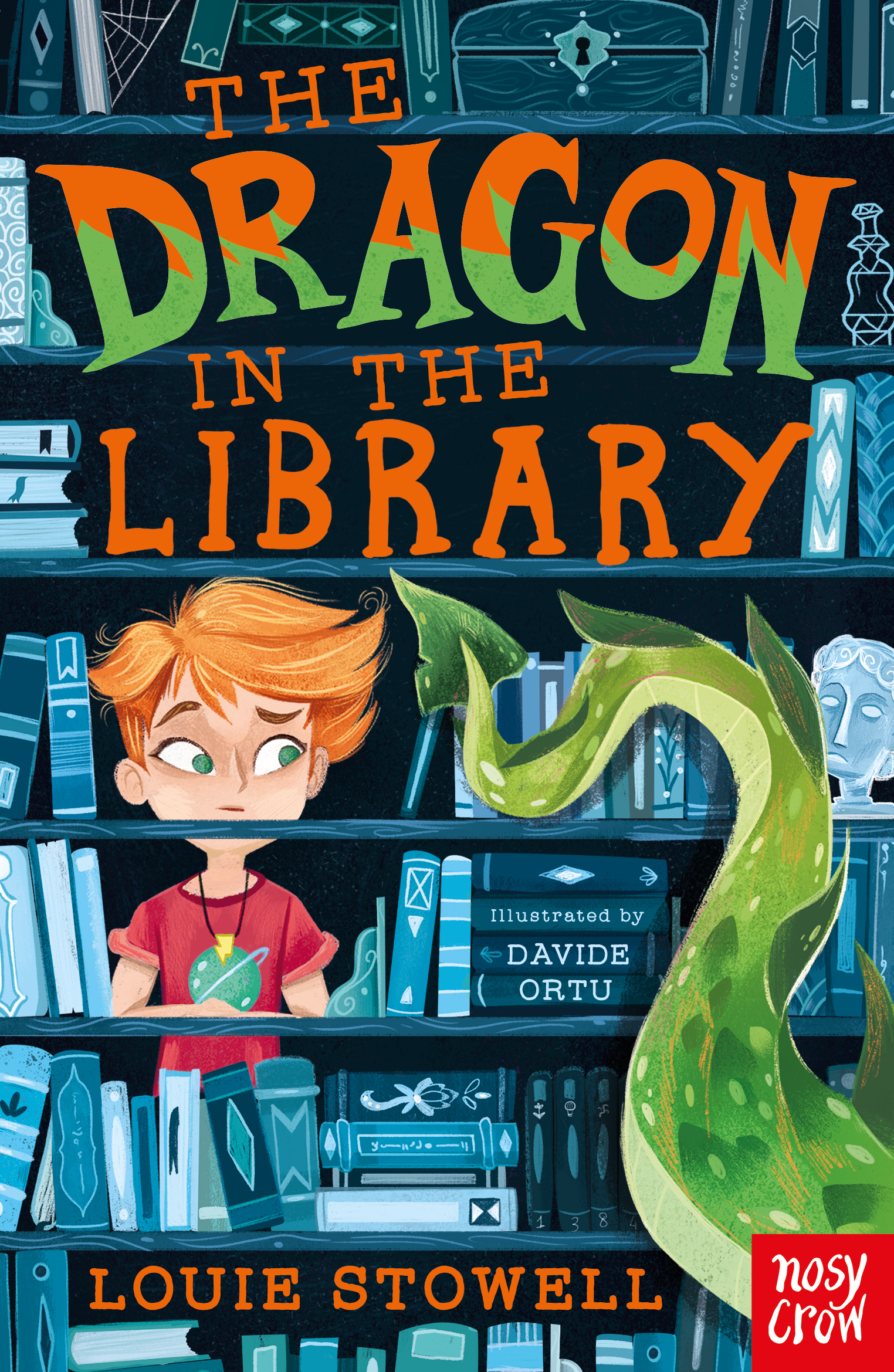 The Dragon In The Library - Nosy Crow