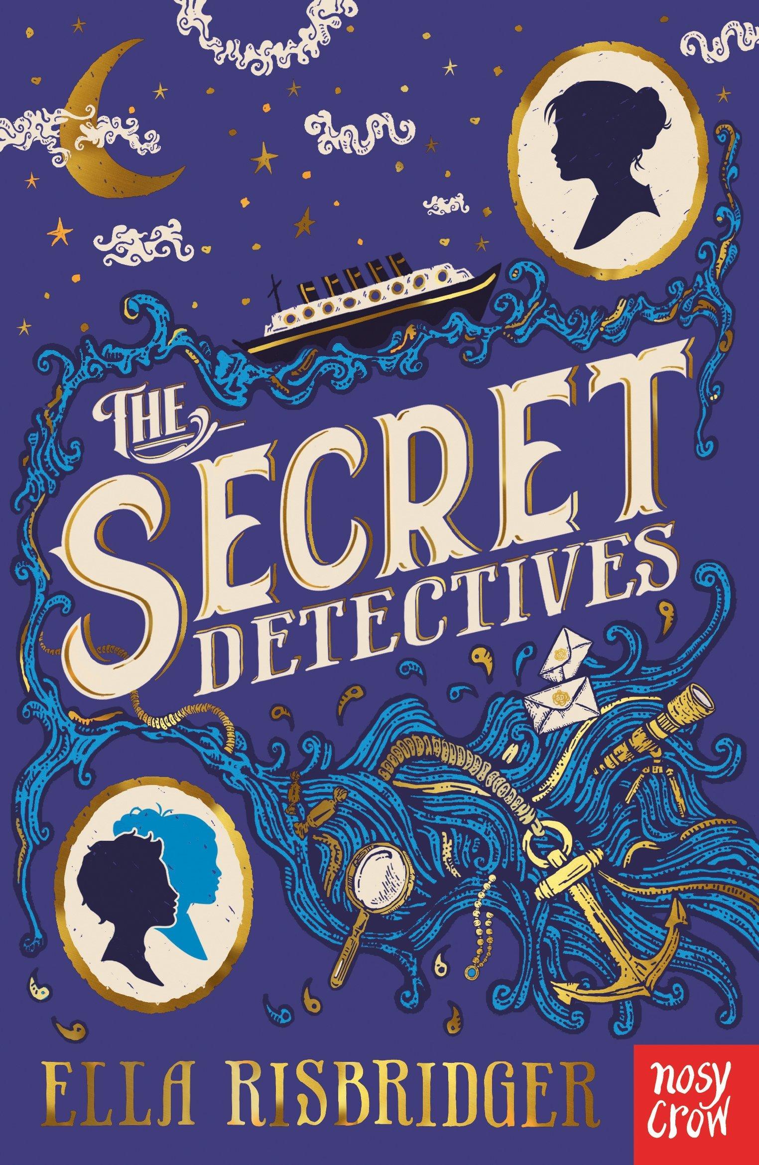 The Secret Detectives - Nosy Crow